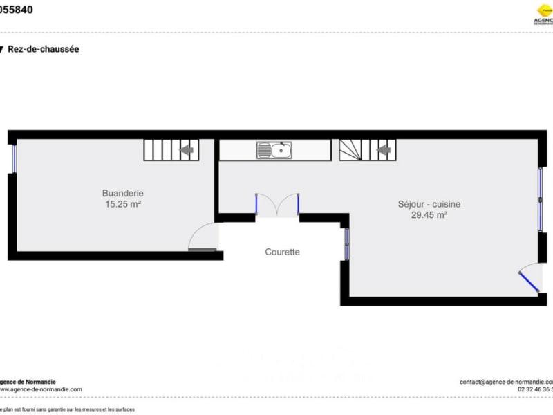 Sale house / villa Montreuil-l'argillé 55000€ - Picture 3
