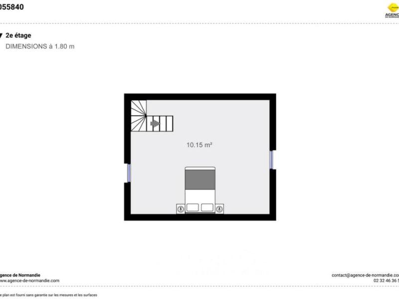 Sale house / villa Montreuil-l'argillé 55000€ - Picture 10