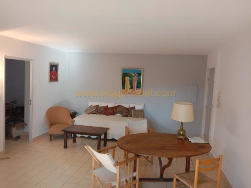 Life annuity apartment Vence 79 500€ - Picture 1