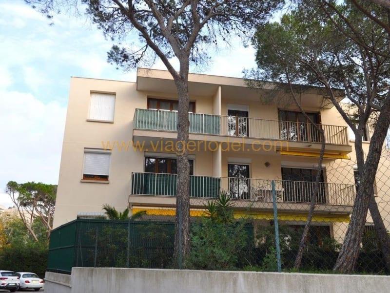 Vitalicio  apartamento Saint-raphaël 55000€ - Fotografía 2