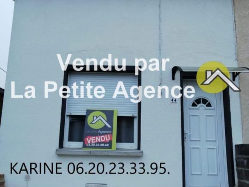 Vente maison / villa Douvrin 158900€ - Photo 1