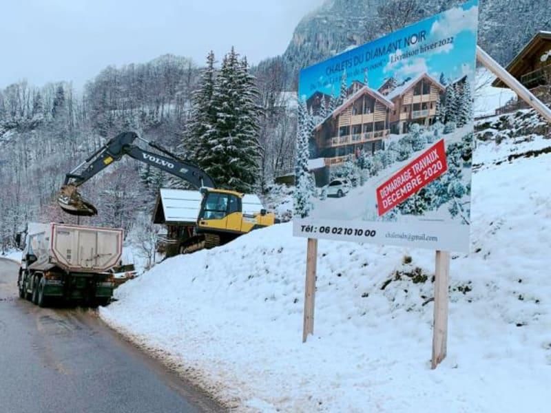 Sale apartment Le grand-bornand 235000€ - Picture 1