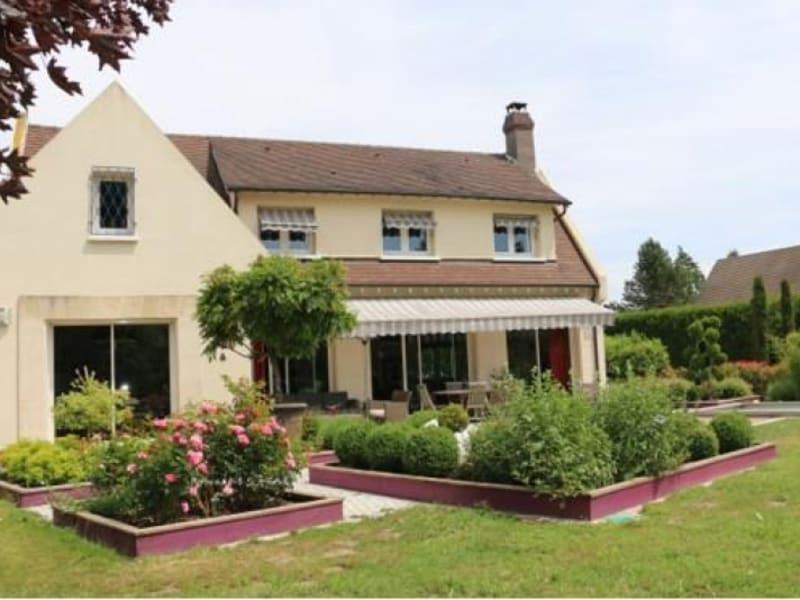Deluxe sale house / villa Le plessis brion 599000€ - Picture 1