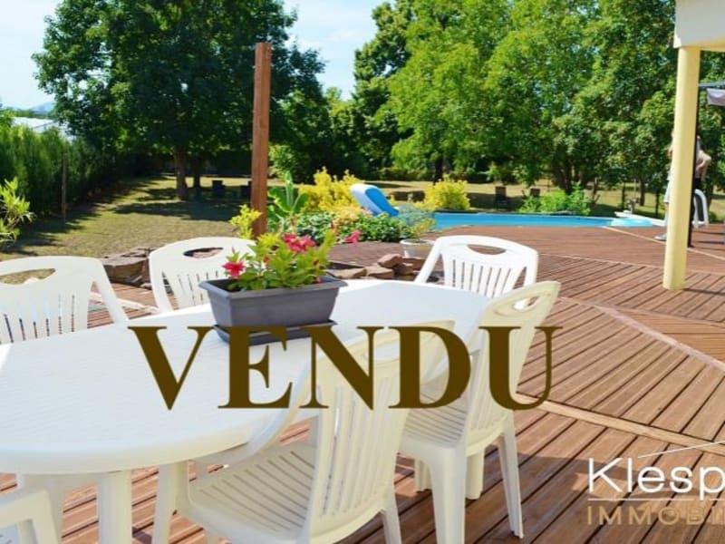 Sale house / villa Baldenheim 415000€ - Picture 1
