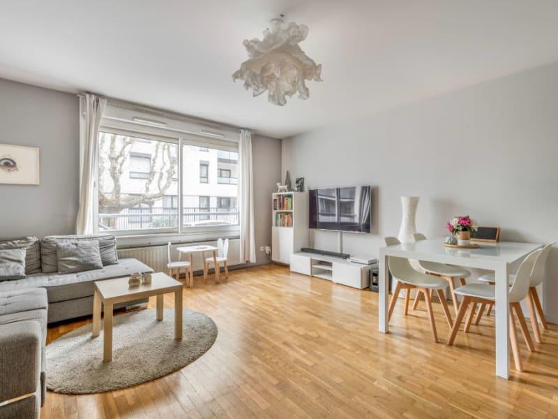 Appartement rénové place Bir-Hakeim