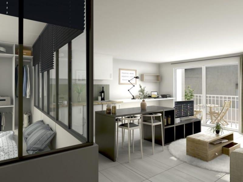 Sale apartment Lyon 3ème 276000€ - Picture 2