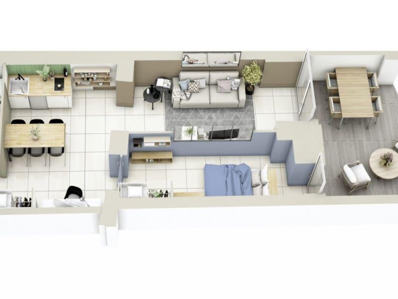 Sale apartment Lyon 3ème 276000€ - Picture 7