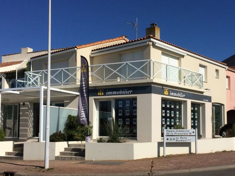 Sale house / villa Talmont st hilaire 158200€ - Picture 9