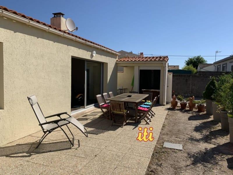 Sale house / villa Chateau d'olonne 393700€ - Picture 1