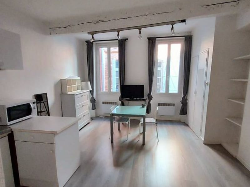 Sale apartment Toulouse 169000€ - Picture 2