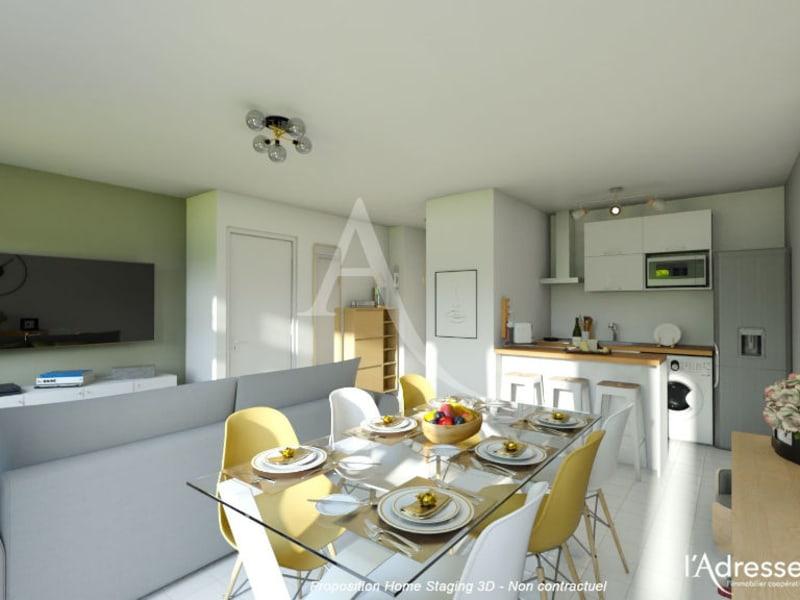 Sale apartment Colomiers 129000€ - Picture 2