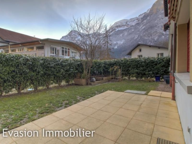 Vente appartement Magland 225 000€ - Photo 3