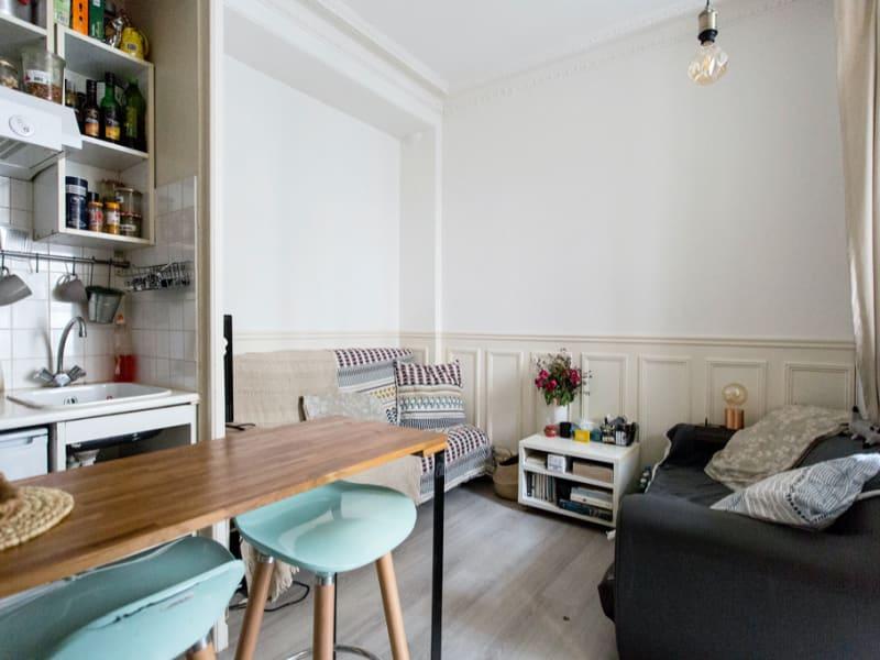Verkoop  appartement Paris 15ème 212000€ - Foto 1