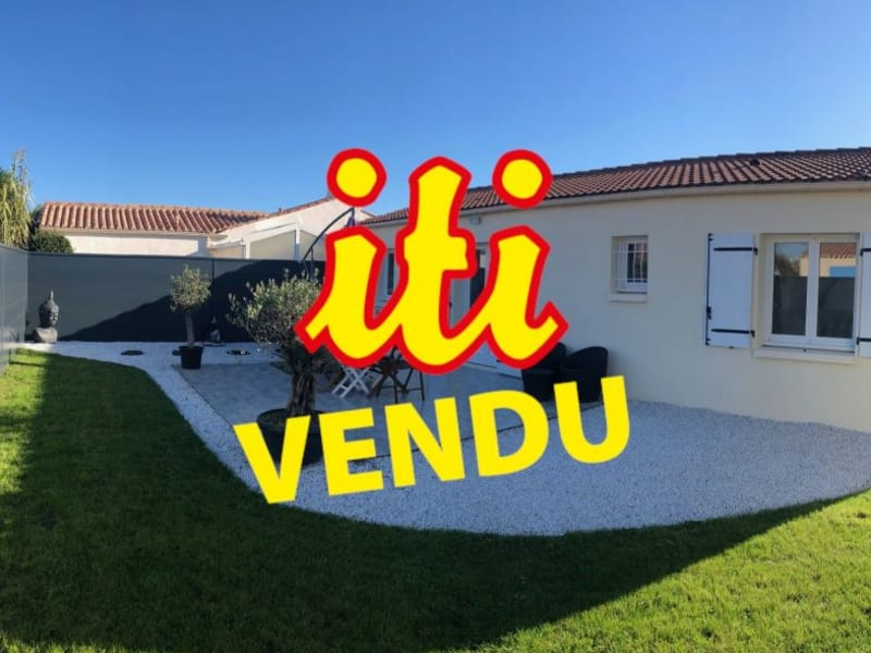 Vente maison / villa Chateau d'olonne 346500€ - Photo 1
