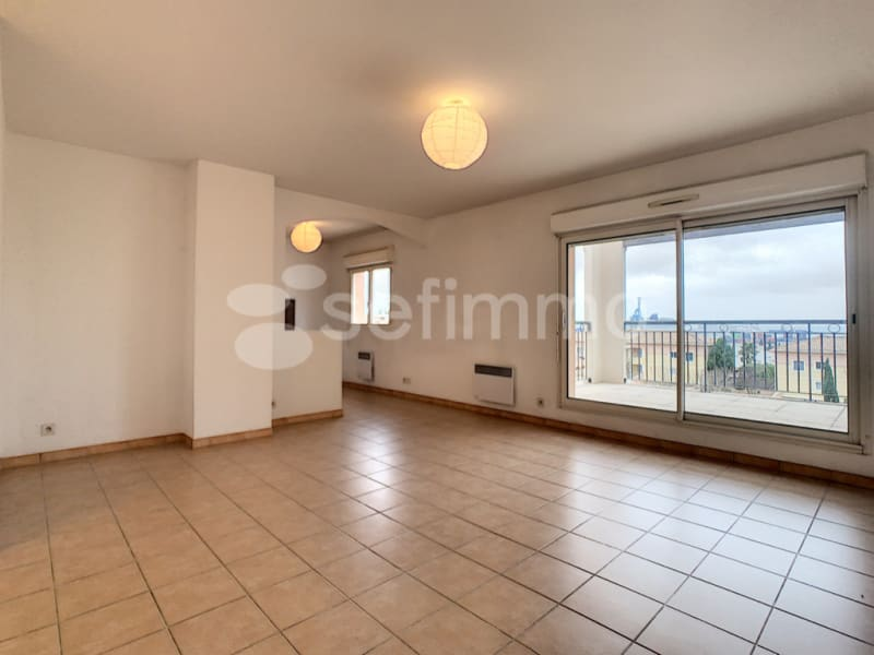 Rental apartment Marseille 16ème 841€ CC - Picture 2