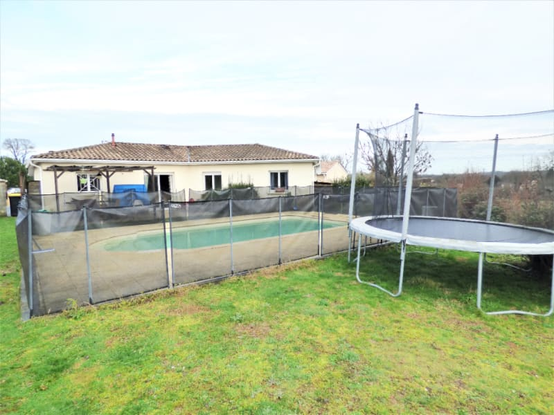 Vente maison / villa Saint quentin de baron 365500€ - Photo 9