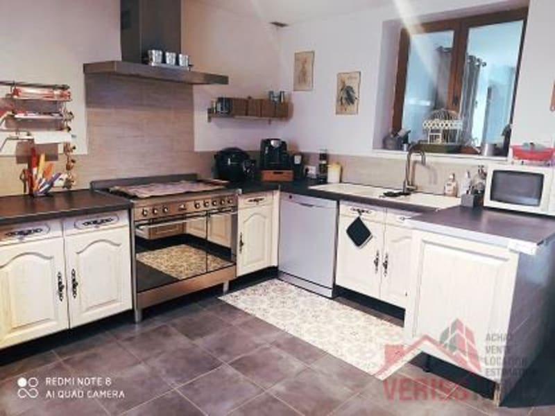 Sale house / villa Pontarme 339000€ - Picture 1
