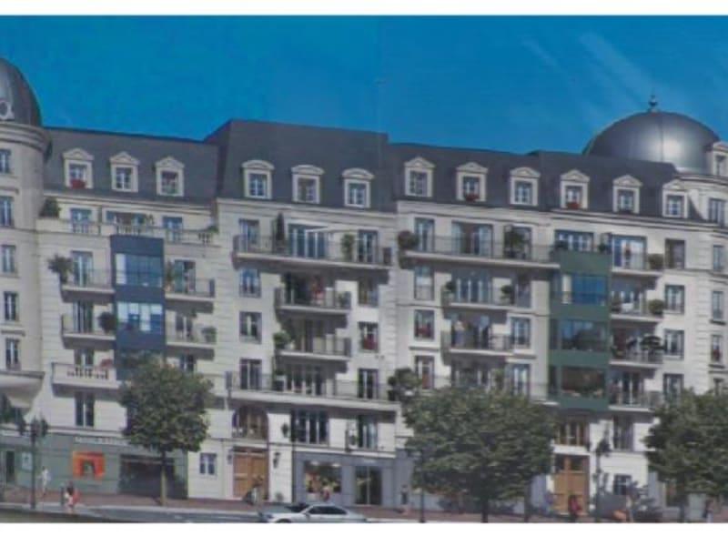 Rental apartment Puteaux 1580€ CC - Picture 1