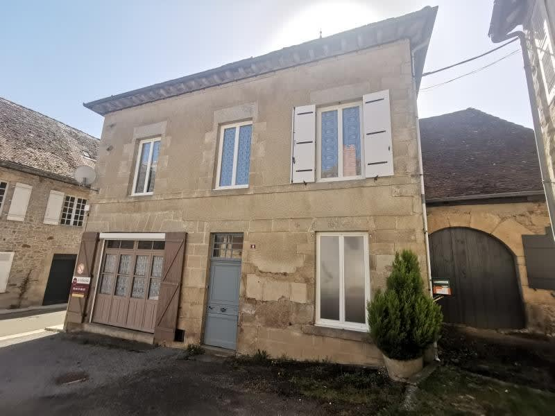 Vente maison / villa St priest ligoure 160 000€ - Photo 1