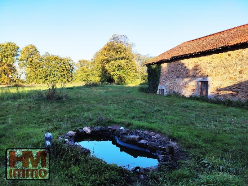 Vente maison / villa Pageas 134000€ - Photo 2