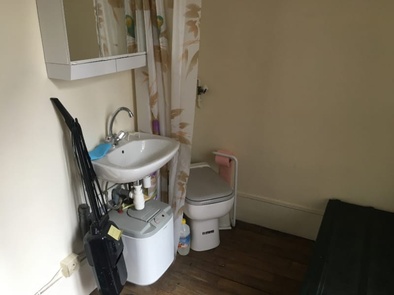 Sale apartment Paris 16ème 60000€ - Picture 2