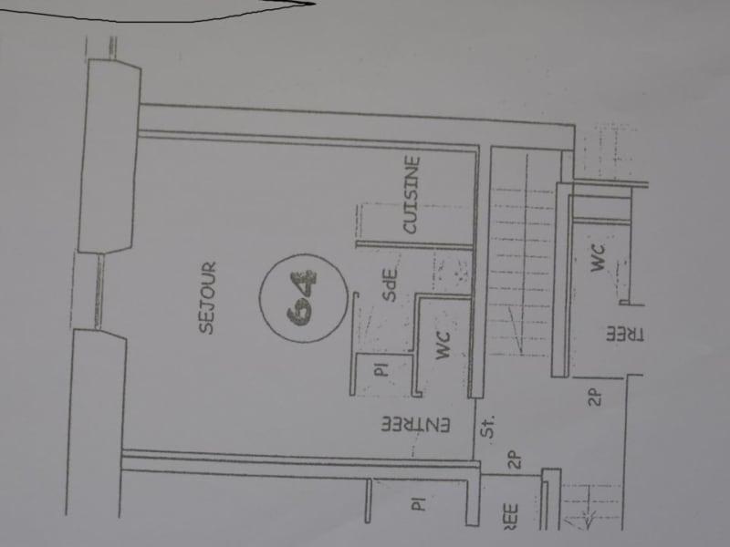 Sale apartment Guyancourt 148000€ - Picture 3