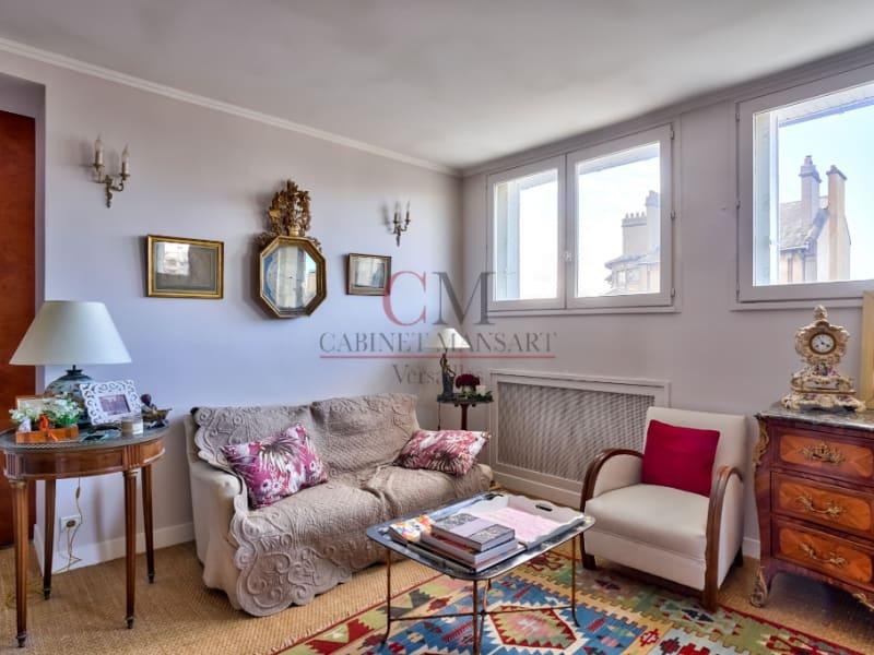 Sale apartment Versailles 861000€ - Picture 2