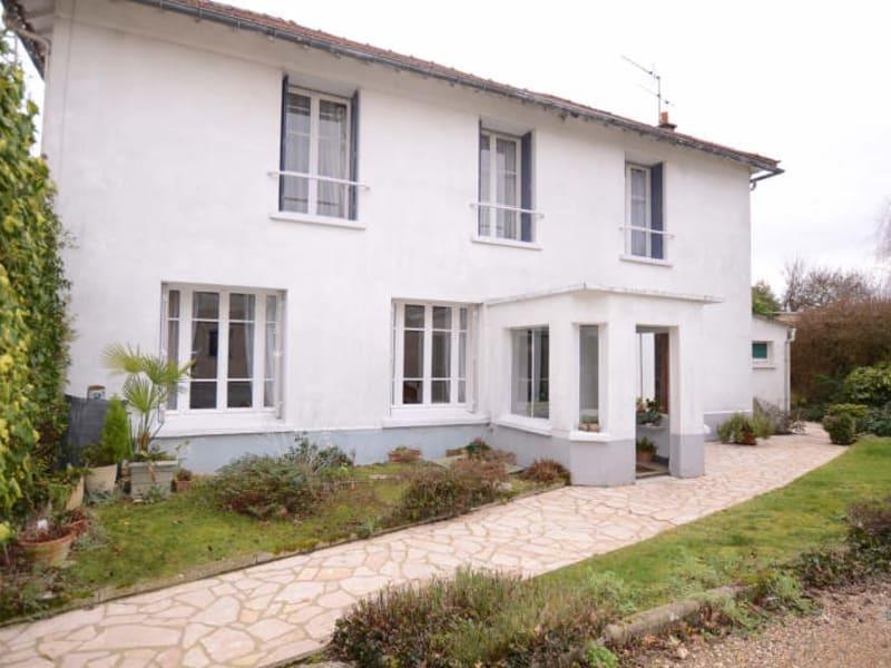 Vente maison / villa Bois d arcy 520000€ - Photo 1