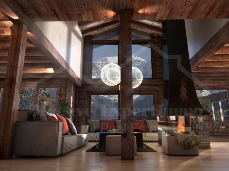 Sale house / villa Combloux 2677500€ - Picture 5