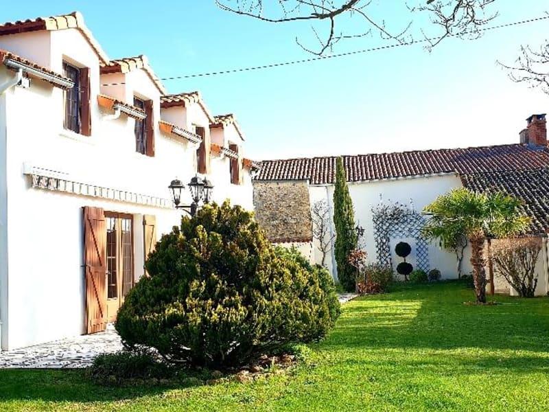 Sale house / villa Paizay le sec 146000€ - Picture 9