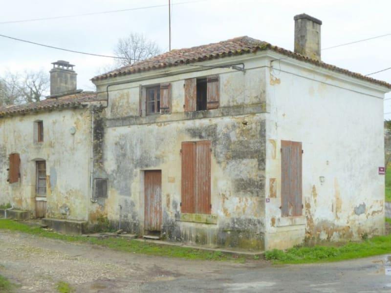 Vente maison / villa Villars-les-bois 27375€ - Photo 1