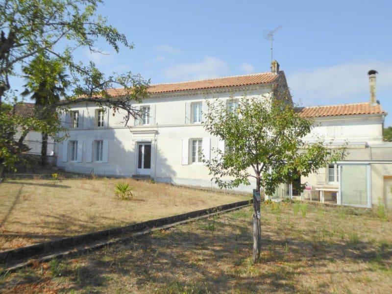 Vente maison / villa Louzac-saint-andré 210000€ - Photo 1