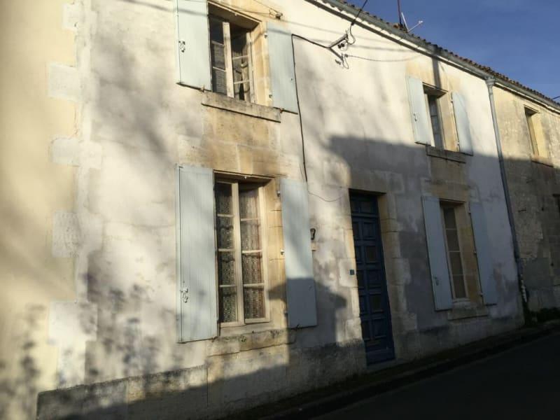 Vente maison / villa Brives-sur-charente 96750€ - Photo 1
