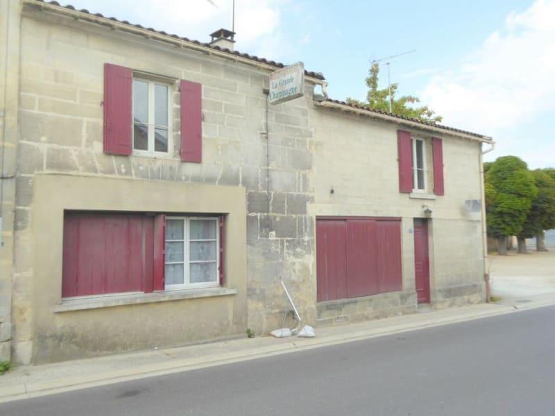 Vente immeuble Saint-même-les-carrières 75250€ - Photo 1