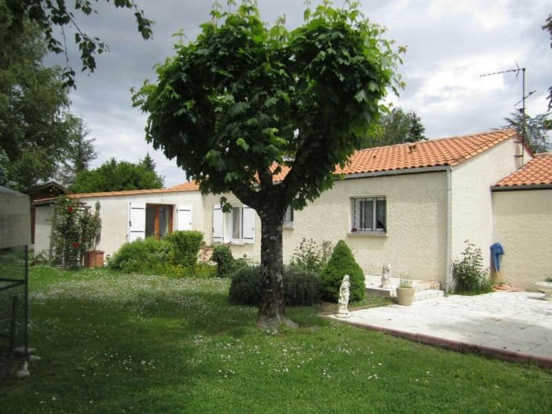 Vente maison / villa Blanzac-porcheresse 161000€ - Photo 6