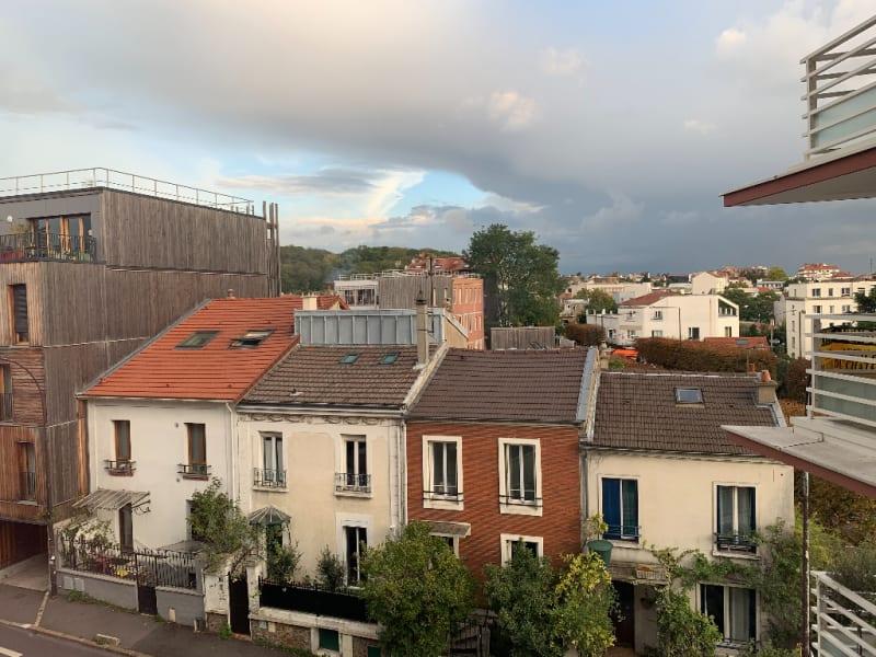 Sale apartment Montreuil 374000€ - Picture 2