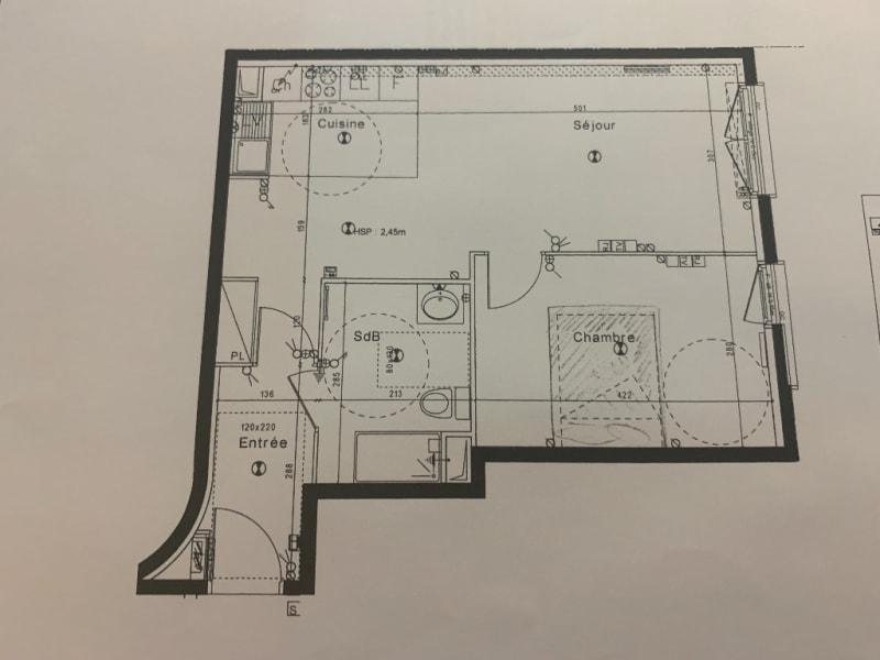 Sale apartment Montreuil 374000€ - Picture 3