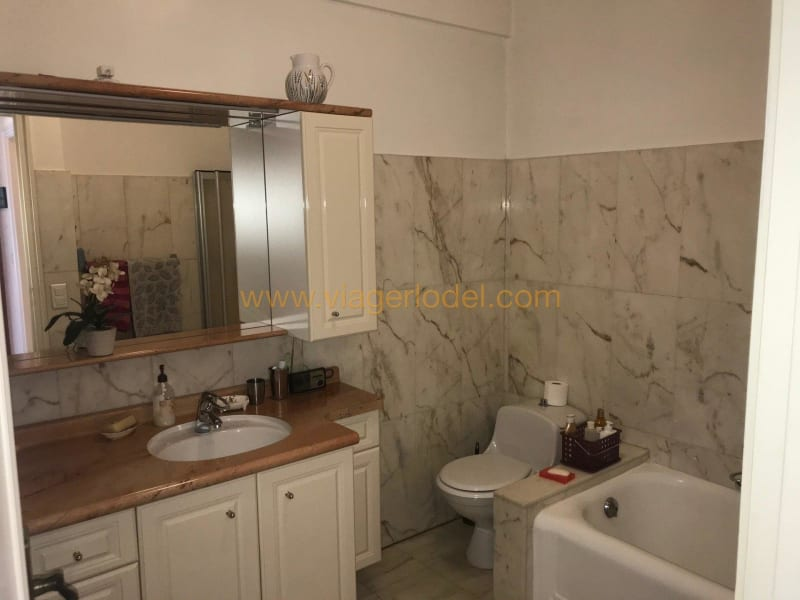 Life annuity apartment Nice 95000€ - Picture 9