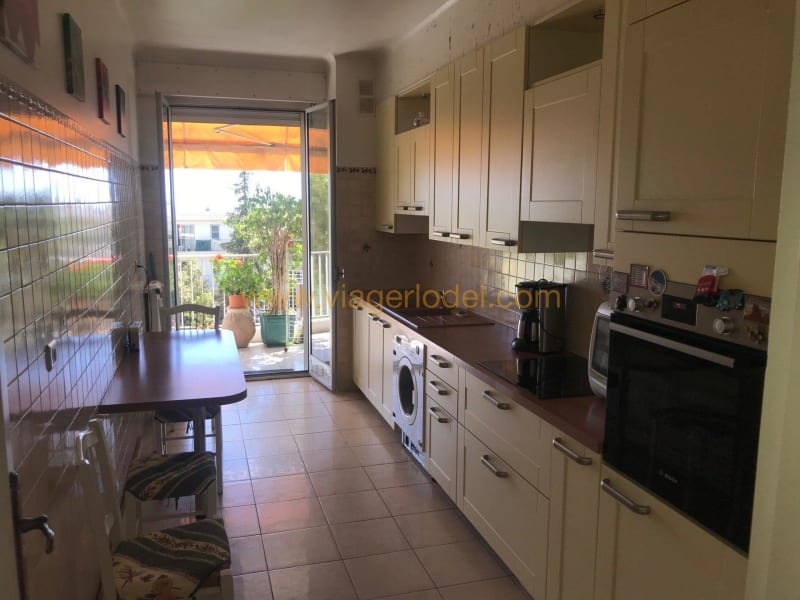 Life annuity apartment Nice 95000€ - Picture 6