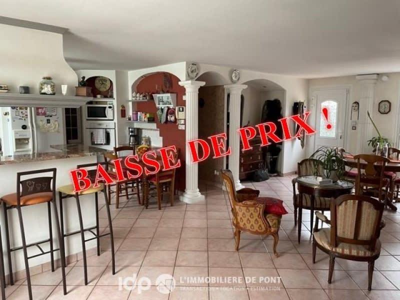 Vente maison / villa Charvieu chavagneux 415000€ - Photo 1