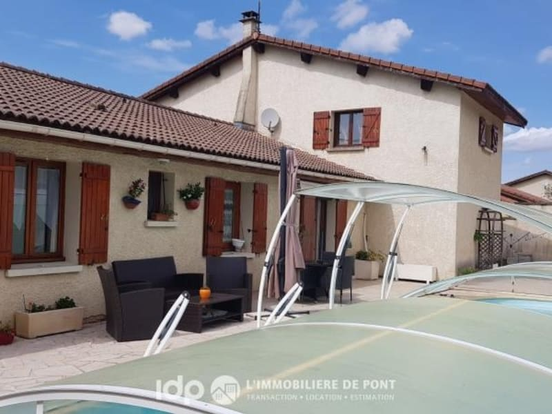 Vente maison / villa Charvieu chavagneux 415000€ - Photo 5