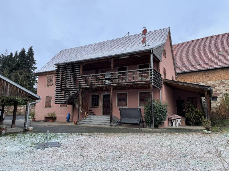 Vente maison / villa Stutzheim offenheim 751900€ - Photo 1