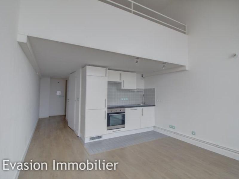 Rental apartment Passy 580€ CC - Picture 2