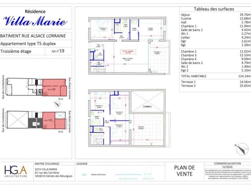 Deluxe sale apartment Le grau du roi 871000€ - Picture 2