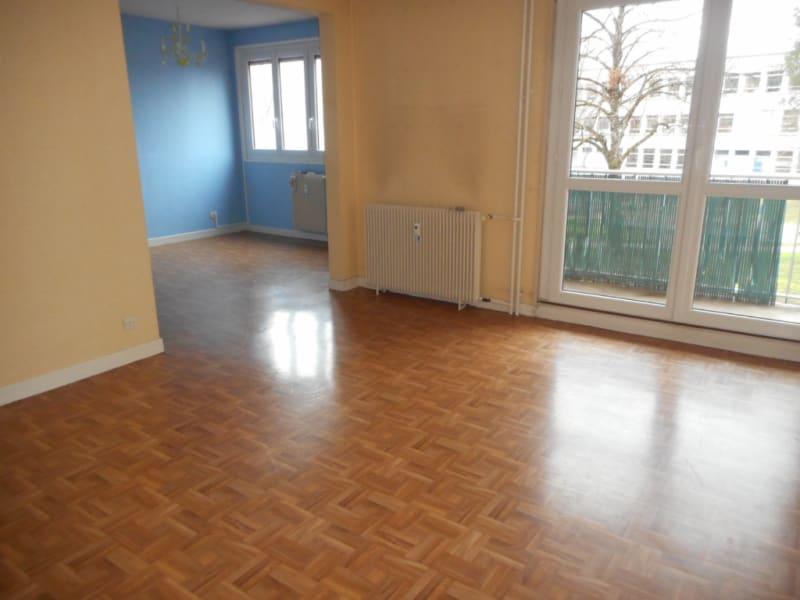 Sale apartment Lons le saunier 88000€ - Picture 1
