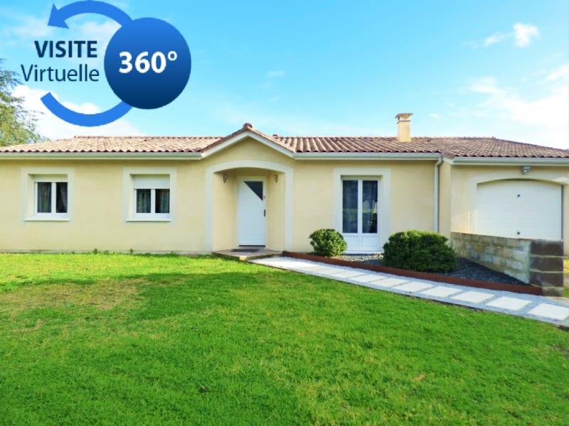 Vente maison / villa Izon 344000€ - Photo 1