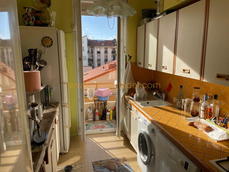 Life annuity apartment Nice 40 000€ - Picture 2