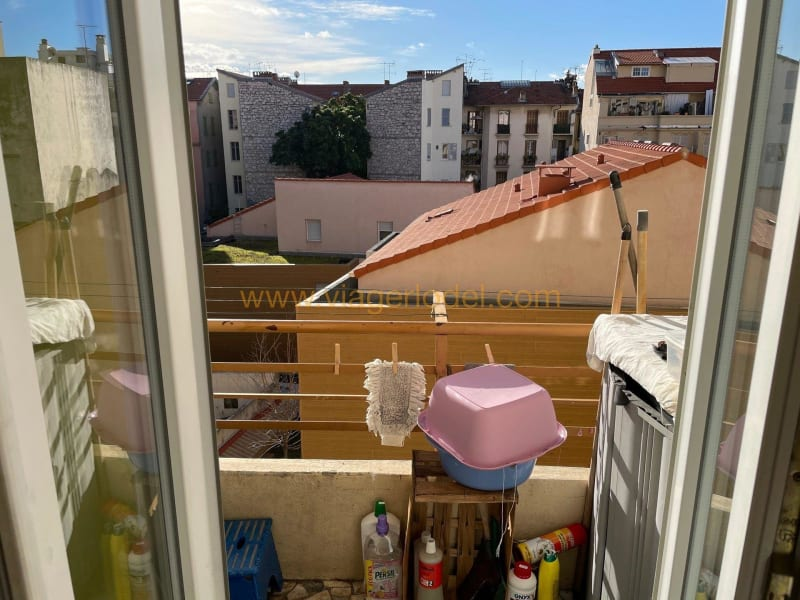 Life annuity apartment Nice 40 000€ - Picture 5