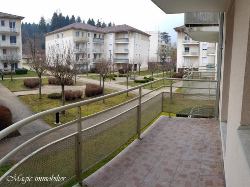 Rental apartment Bellignat 440€ CC - Picture 10