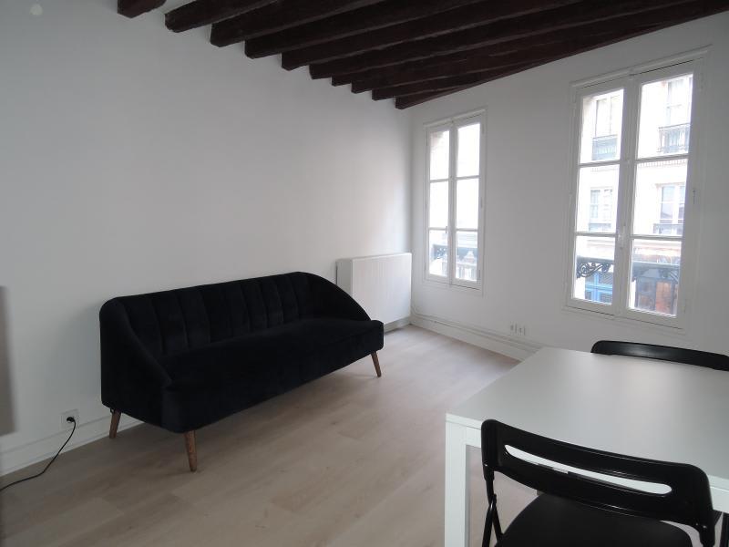 Location appartement Paris 5ème 1095€ CC - Photo 1